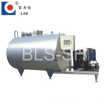 Stainless Steel Milk Cooling Tank