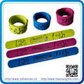 Promotional High Quality Silicone Rubber Wristband with Own Logo