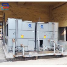 Réservoir d'eau de refroidissement par évaporation de tube de cuivre