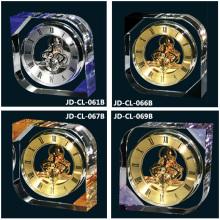 Relógio de mesa e relógio de mesa personalizado de luxo de luxo