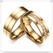Acessórios de jóias de moda Anel de aço inoxidável (SR590)