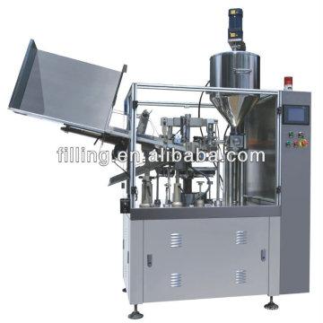 Automatische Aluminiumrohr-Füllung und Siegelmaschine