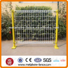 Top Double Loop Wire Mesh Fence