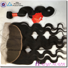 Factory wholesale price 100% virgin Brazilian 13x4 lace frontal