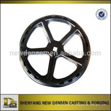 OD 300mm schwarz Stanzhandrad für Ventil