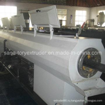 Машина штрангпресса производственной линии трубы PVC Штранг-прессования