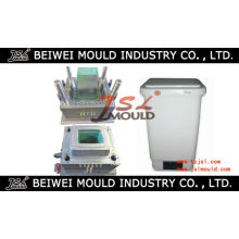 Injection Garbage Can Plastic Mould