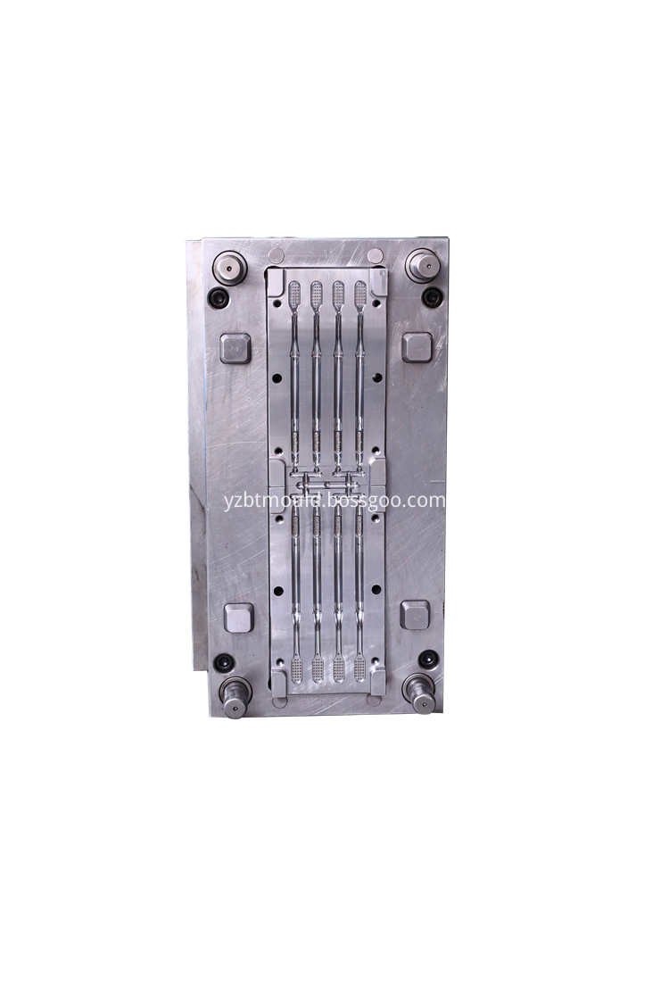 POM Material Nano toothbrush mould