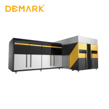 Máquina automática de moldeo por soplado de 14 cavidades