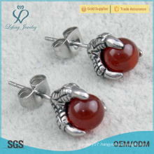 2015 Design Jewelry Women's cheap Shining fashion double Fashion Pearl Earrings for women