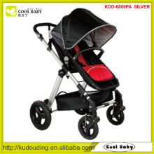 China Factory Folding Baby Strollers detachable Seat 5-point harnes reversible seat direction Strollers Customized Color