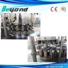 Línea automática de equipos de llenado de latas de cerveza de aluminio