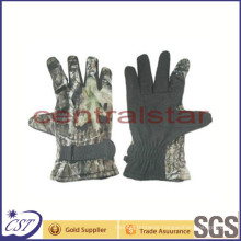 3 Finger Cuff Camouflage Hot Neoprene Gloves (GL03)