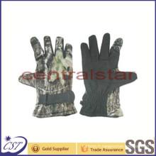 3 gants de néoprène chaud de camouflage de doigt de manchette (GL03)