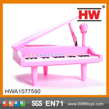 kids playing keyboard piano mini piano toy