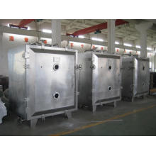 Bacthwise Operation Improved Square Vacuum Drying Machine