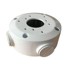 Caixa de junção impermeável para o cabo da câmera do CCTV escondido na base da câmera