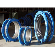 The Corrugated Pipe Flange Joint