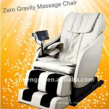 Nova cadeira de massagem inteligente de gravidade zero Deluxe