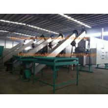 Não-Pressurizado Tipo Contínuo Devulcanizer dinâmico para a produção de Nr / EPDM / NBR / Iir / SBR / Butyl / Latex Reclaimed Rubber