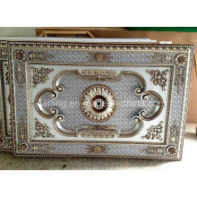 Baumaterial Künstlerische Decke Medaillon Yiwu Fabrik Günstige Preis 1218-2