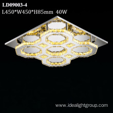 ceiling led lighting crystal chandelier fancy ceiling lamp