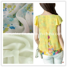 No MOQ Printed Polyester Chiffon for Ladies′ Fashion Fabric