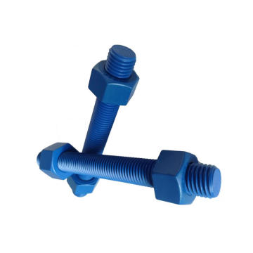 ASTM A193 B7 Stud Bolt with Nuts