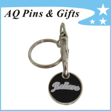 Schlüsselanhänger mit weicher Emaille (Schlüsselanhänger-258)
