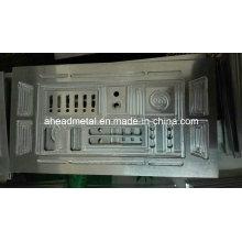 Peças de usinagem de alumínio CNC para acessórios de iluminação