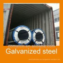 SGCC, DX51D galvanizado acero, hoja galvanizada, buen precio
