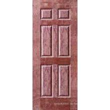 Furnier-Tür-Haut / Moudled-Tür-Haut (YF-V04)