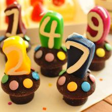 Рисунок день рождения партии свечи