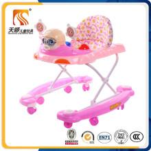 2016 Chine nouveau bébé matière plastique Walker pour les enfants