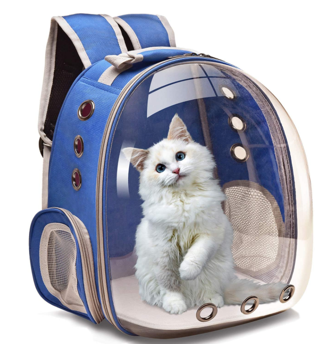 Bubble Cat Backpack