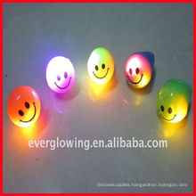 Light LED Ring With Smile Face