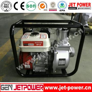 Jardim Irrigação 3 polegadas Gasolina Motor Bomba de água Wp30