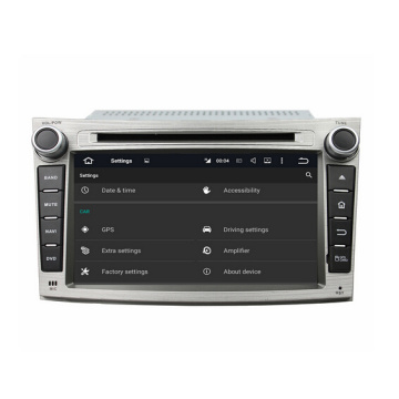 Android Car GPS For Subaru Legacy/outback 2009-2012