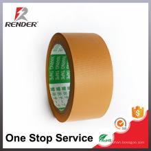 Fita de embalagem fácil de gravação de PVC com fita adesiva de fita adesiva de gravação gratuita
