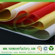 Spunbonded polipropileno Ppsb Nonwoven Hecho en China