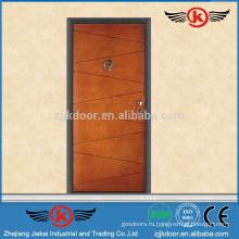 JK-AI9863 Передняя дверь Цена на железные дороги / Простой дизайн ворот