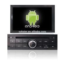 """8 """"lecteur dvd de voiture, usine directement! Quad core, GPS, radio, bluetooth pour Mitsubishi-L200 haut niveau"""