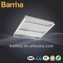 T5 fluorescent light 4*14w recessed t5 grille lamp guangdong