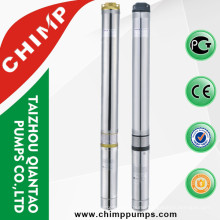 "CHIMP PUMPS 3SDM, 75QJD3"" deep well submersible pump borehole pump"