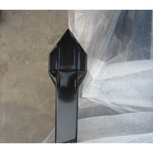 Piquete prensado de 25X25mm para el panel de cercado de guarnición