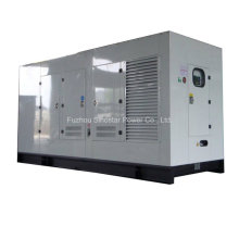 220kw / 275kVA Soundproof Diesel Eelectric Generator Set with Doosan