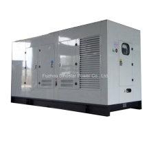 220кВт / 275кВА Звукопоглощающий дизельный генератор с комплектом Doosan
