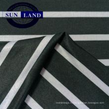 Tricotage trame 90% polyester et 10% stretch pour vêtements de sport