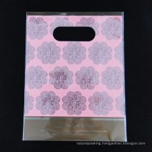PP Packaging Plastic Bag with Handle for Gift