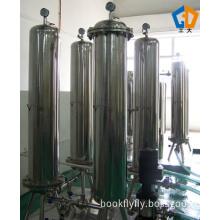 Membrane filter machine